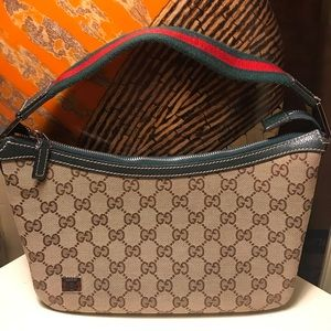 💕 💯Authentic Gucci Vintage Shoulder / Handbag 🌈